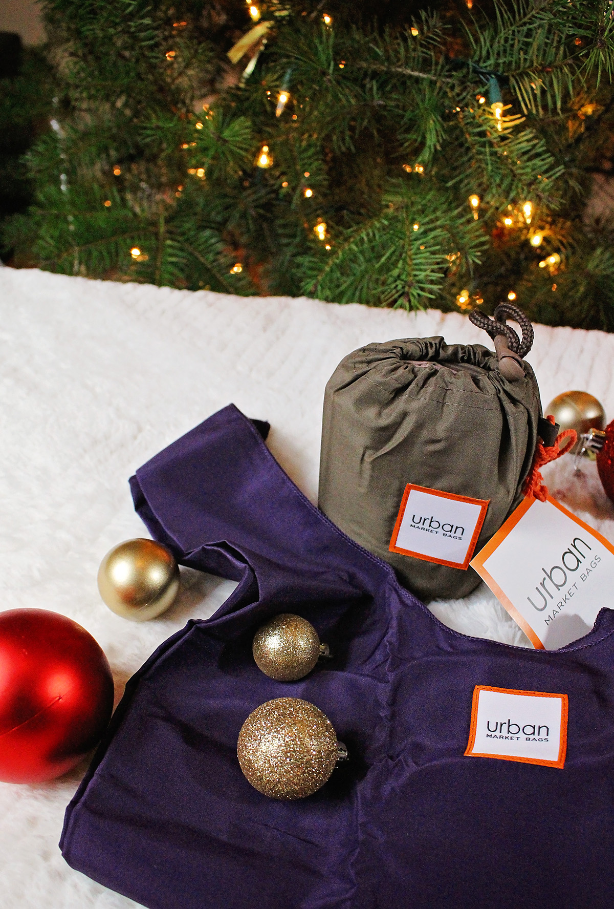 Urban Market Bags - 2016 Gift Guide (sponsored) A Well Crafted Party