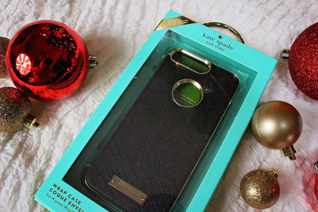 Protect your tech - Kate Spade Wrap Case - A Well Crafted Gift Guide (Sponsored)
