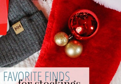 Favorite Finds for Stockings - A Well Crafted Gift Guide 2016