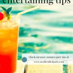 Outdoor Entertaining Tips | A Well Crafted Party