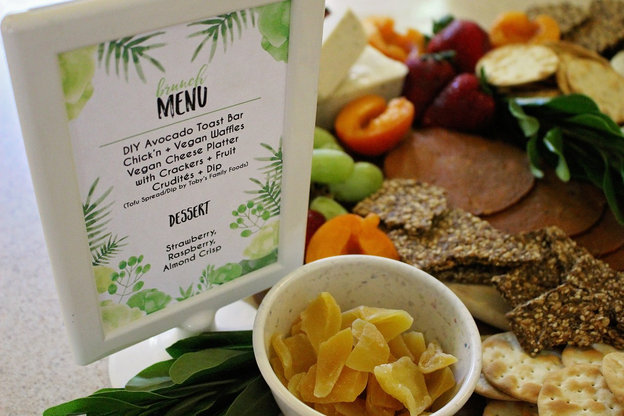 Vegan Baby Shower   A Well Crafted Party
