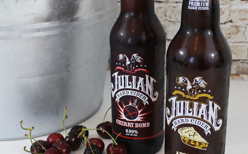 4th of July Drinks with Julian Hard Cider | A Well Crafted Party