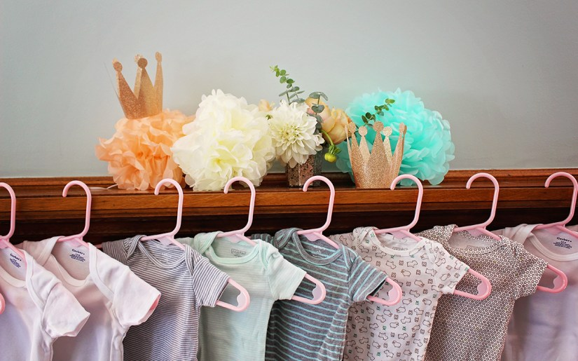 Queen Themed Baby Shower | A Well Crafted Party