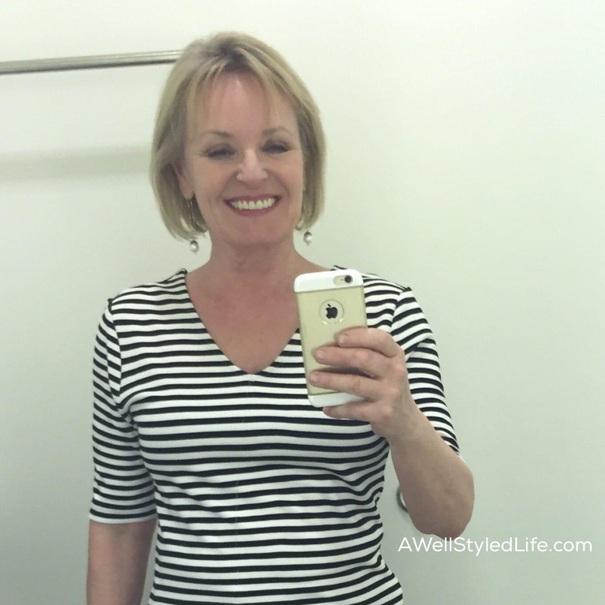 Dressing Room Diaries: Ann Taylor