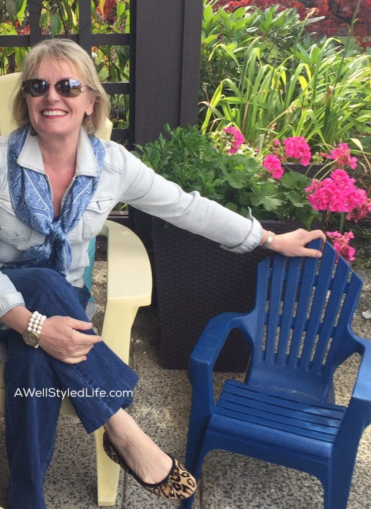 Style For Women Over 50: It's Child's Play