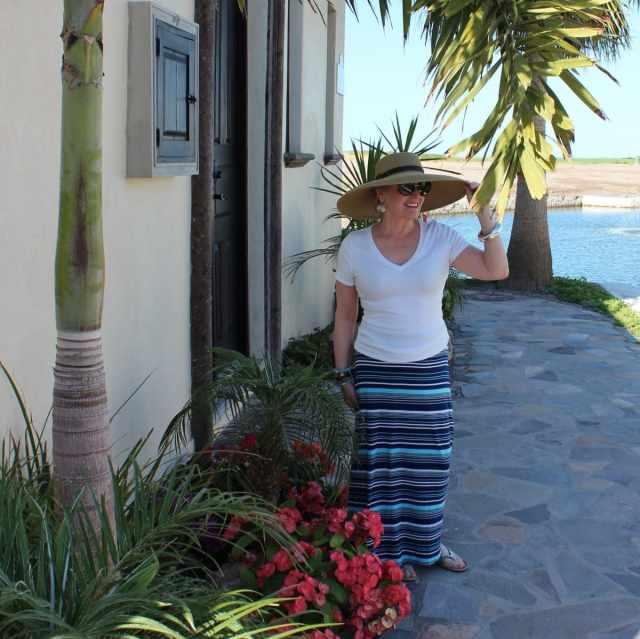 casual fashion in Loreto Bay