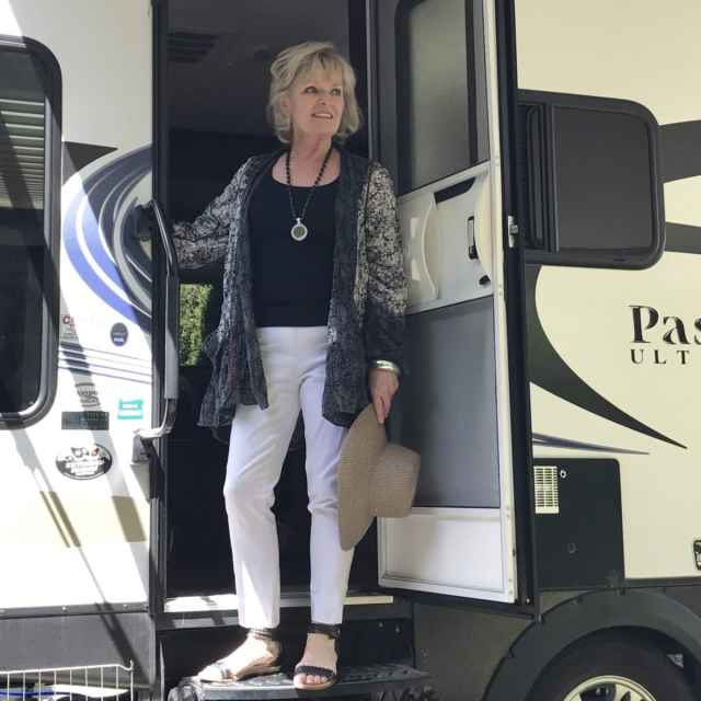 Look of the Week: RVing in Style