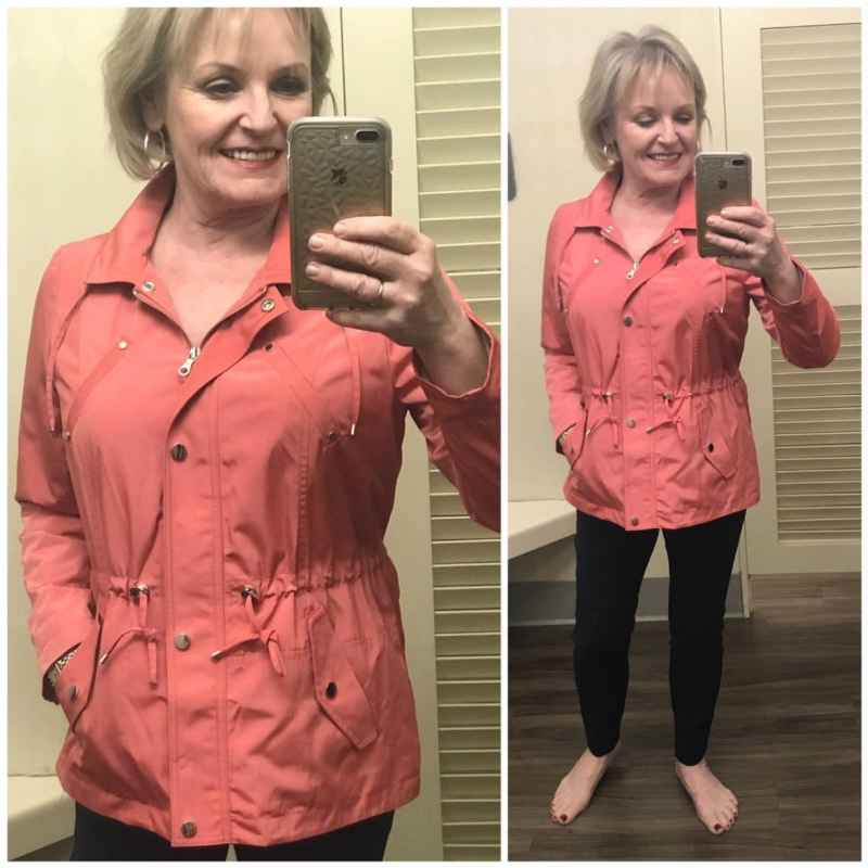 Jennifer Connolly of A Well Styled Life wearing Alfani petites from Macy's