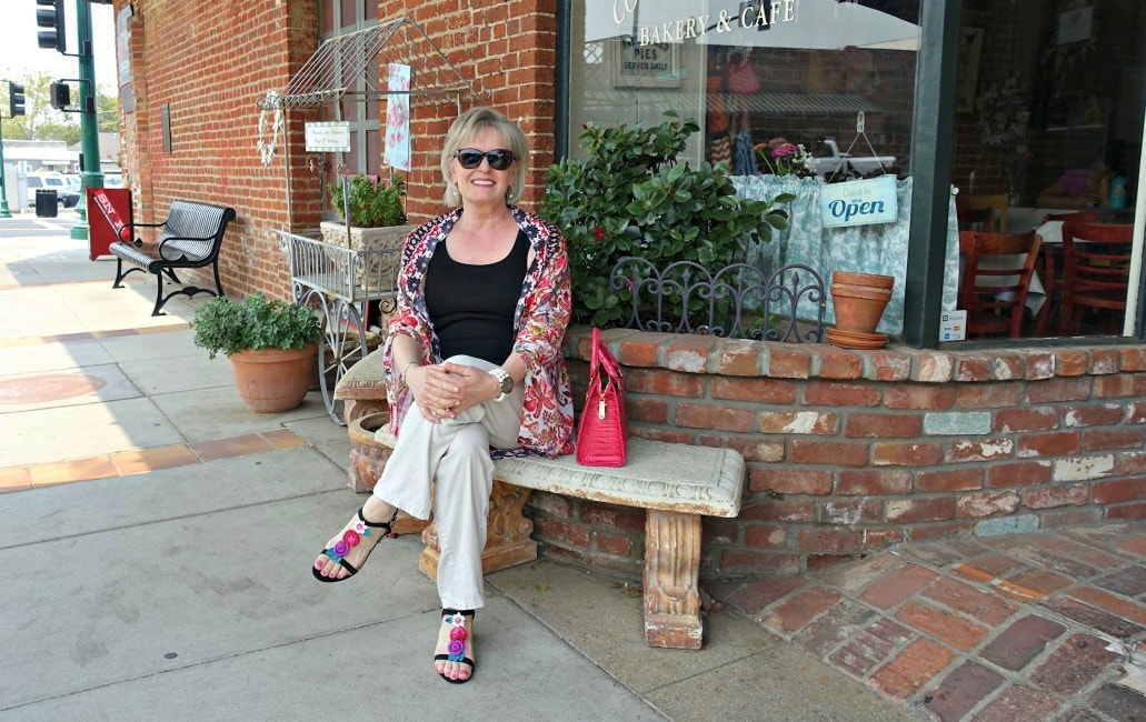 Beating the Heat in Style: What I Wore