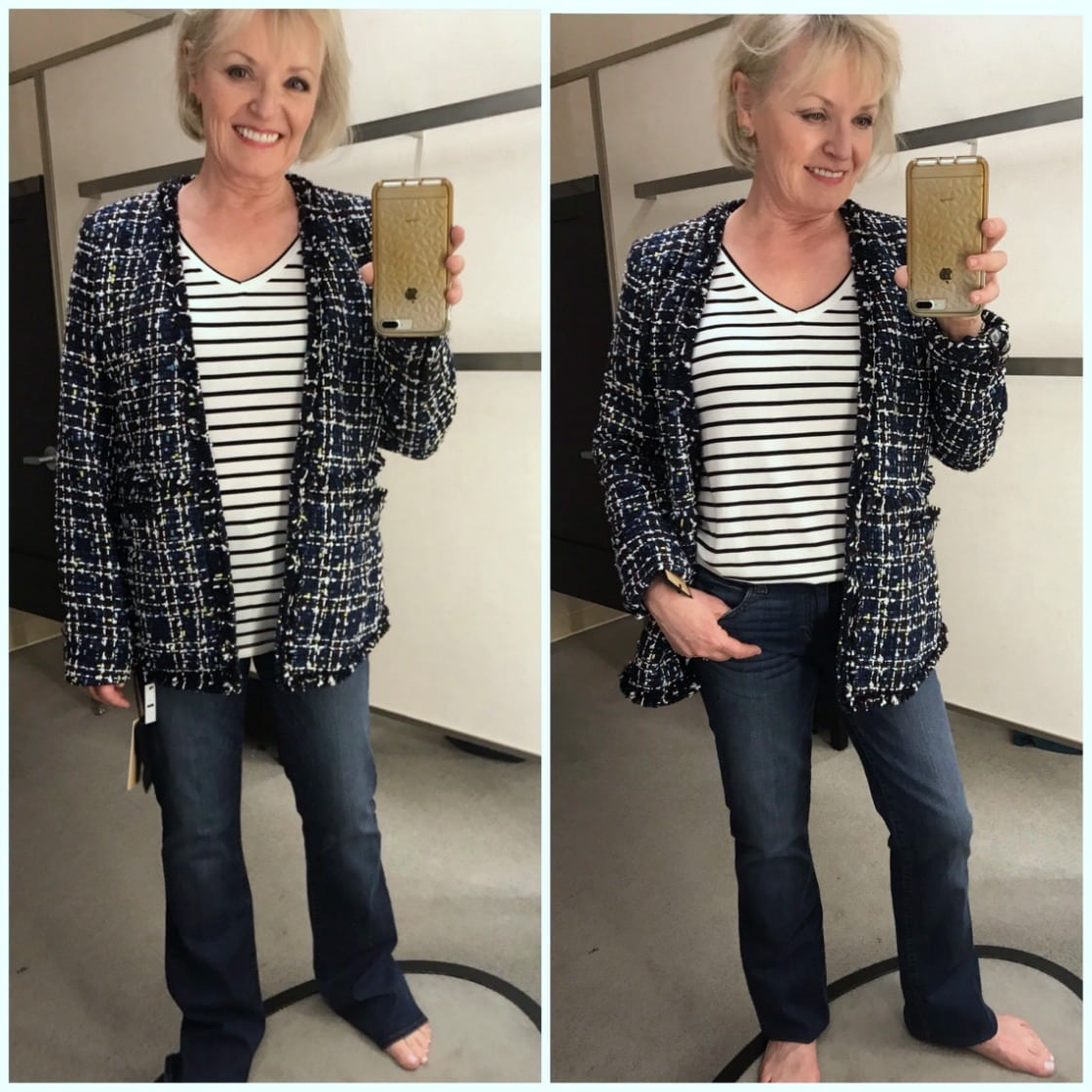 Dressing Room Diaries: Looking For Color