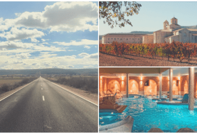 Monasteries and Spas, A Spanish Road Trip. www.awelltravelledbeauty.com