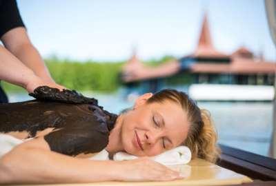 Treatment Review: Heviz Mud Wrap