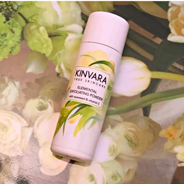 Best of Beauty - The Products that WOWed me in 2018! Why Kinvara Exfoliating Powder made the cut. www.awelltravelledbeauty.com