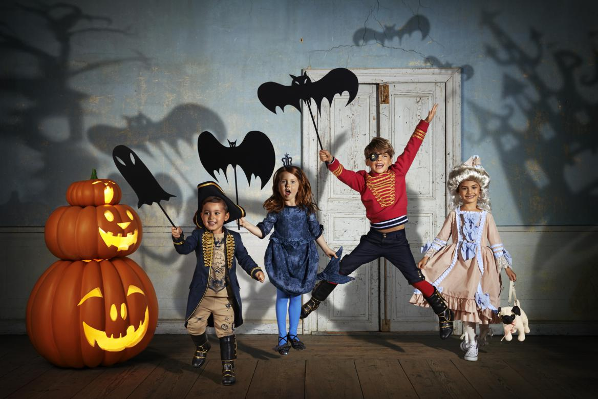 11 Awesome And Creative Kids Halloween Costumes