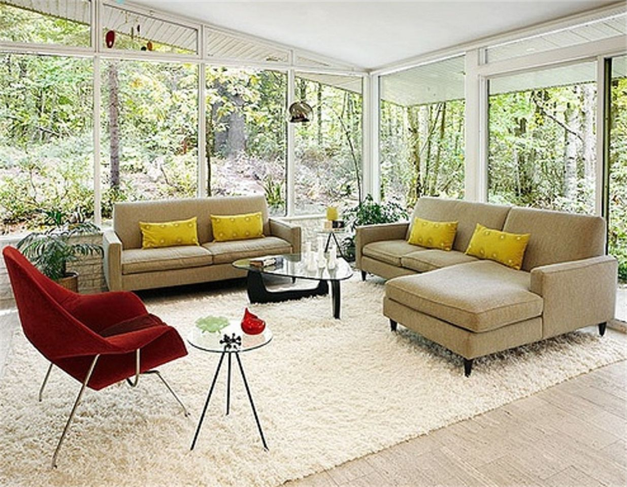 Living Room Midcentury Modern Living Rooms Mid Century With