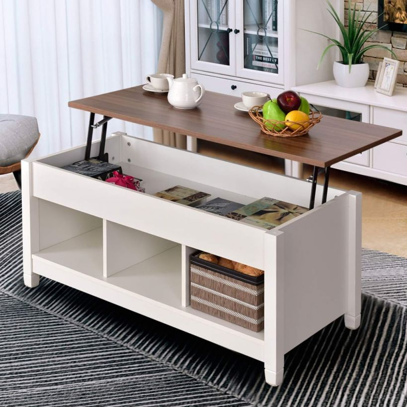 Tangkula Coffee Table Best Cheap Coffee Tables With Storage For Luxury Living Room Table Awesome Decors