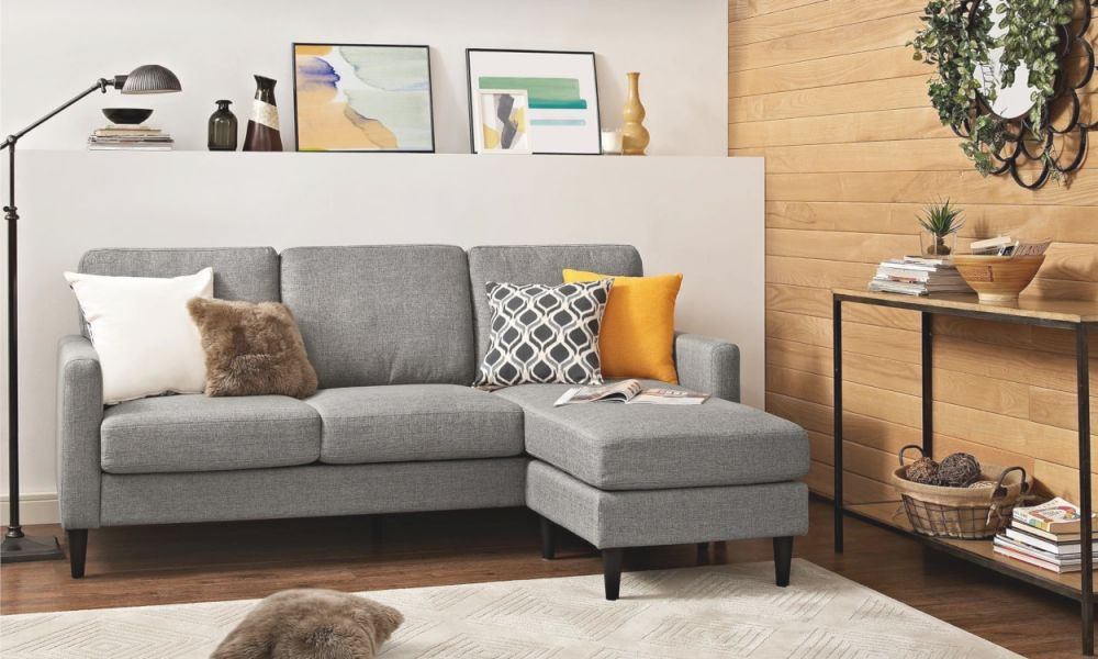 lovely grey sectional living room ideas