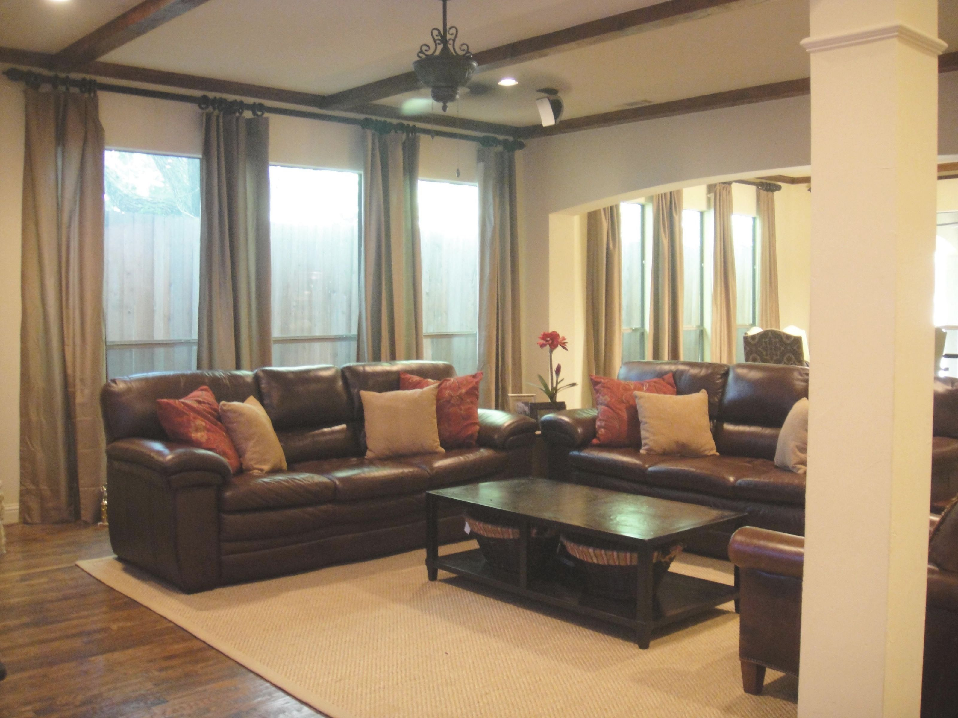 Living Room Ideas Brown Leather Sofa Decorating Clear In Best Of Living Rooms With Leather Furniture Decorating Ideas Awesome Decors