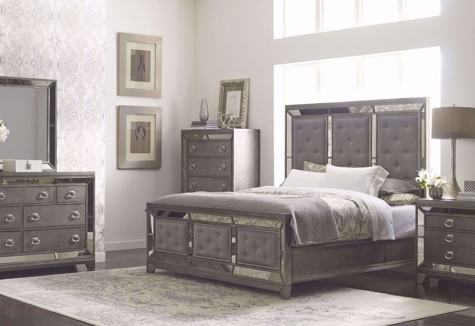 bedroom sets king modern awesome decors