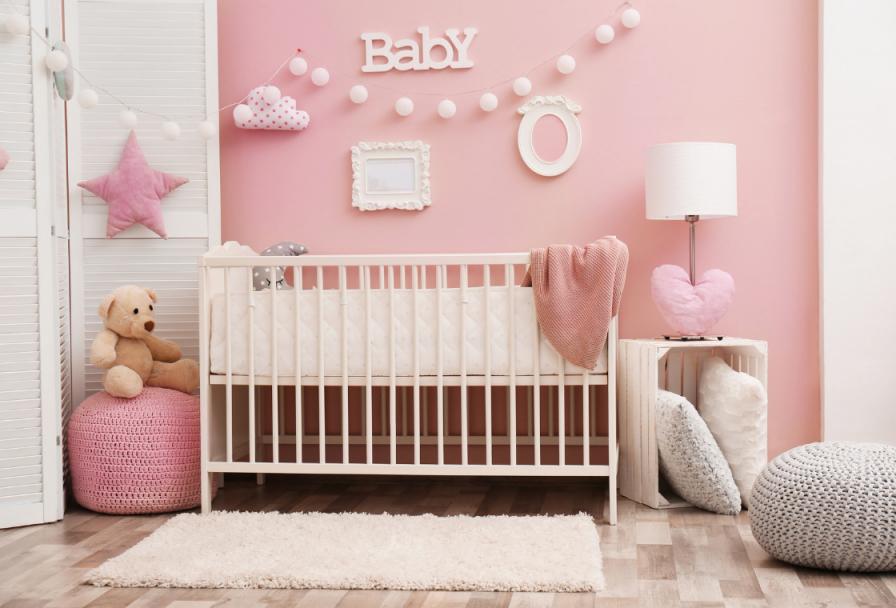 8 Joyful Nursery Decorating Ideas For Newborn Babies Cbme Within Luxury Baby Bedroom Decorating Ideas Awesome Decors