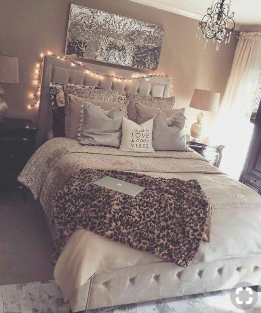 unique romantic bedroom decorating