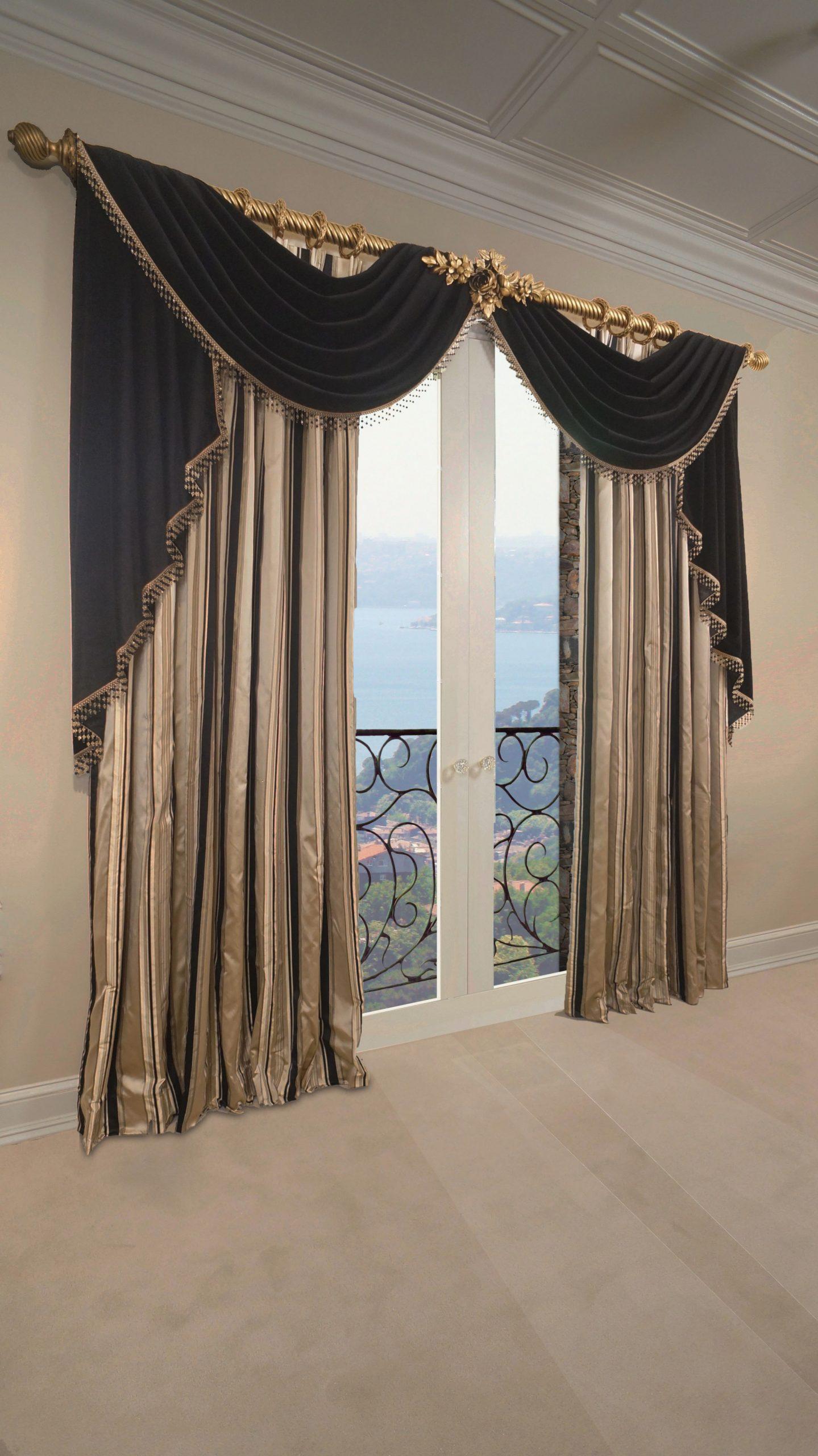 13 unique ideas for fancy curtains for