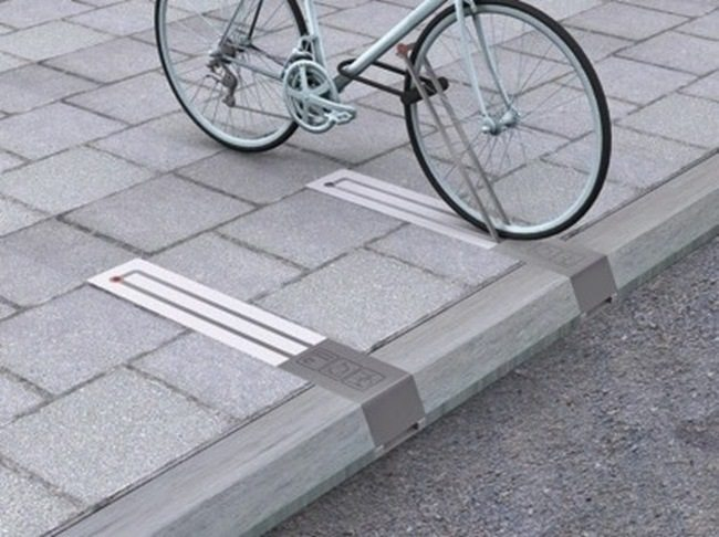 space saving bike racks