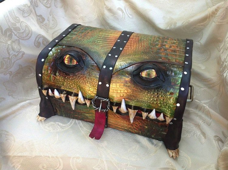 These Amazing Monster Boxes Are Sure To Scare Off Any