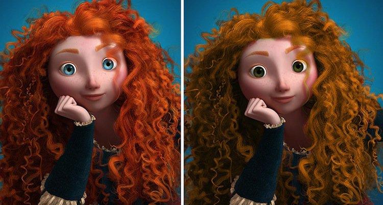 Character Hair Long Fictional