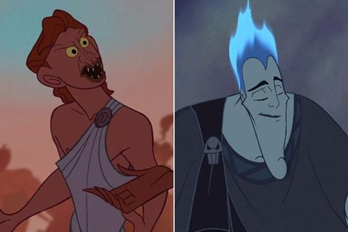 13 Disney Face Swaps That Are Both Funny And Disturbing