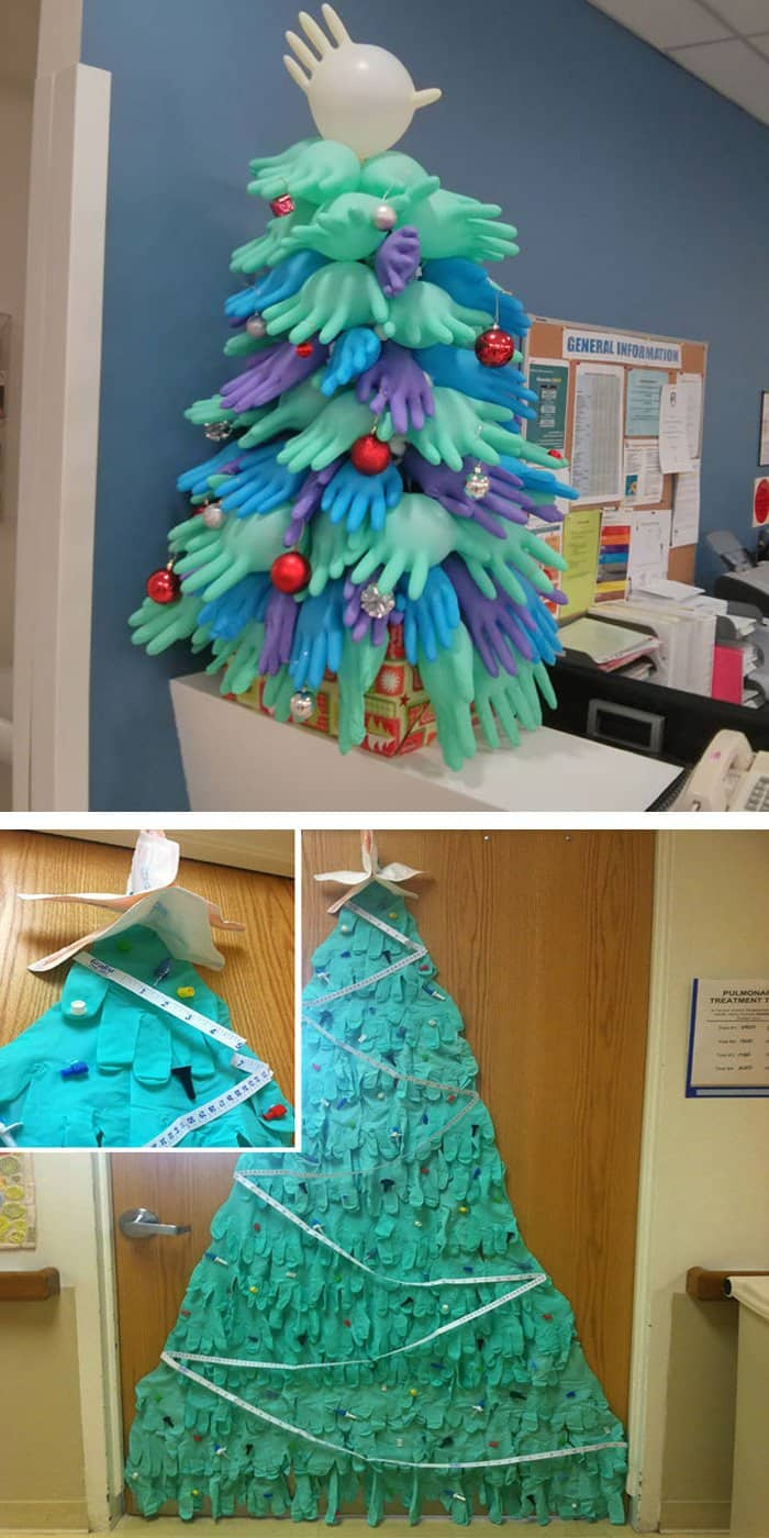Christmas Decorations That Can Turn A Hospital Into A