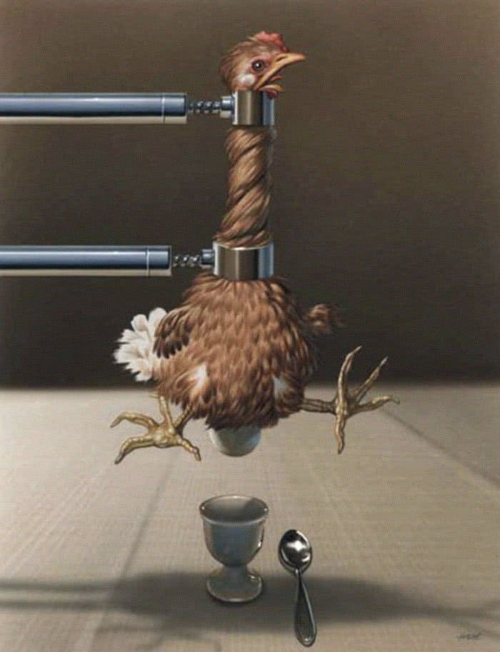 chicken-torture-for-an-egg-satirical-illustrations