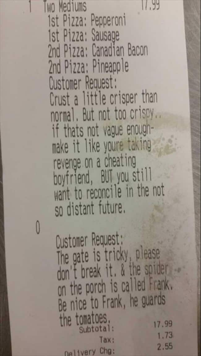 complicated-customer-request-to-the-pizza-guy-hilarious-twist-ending