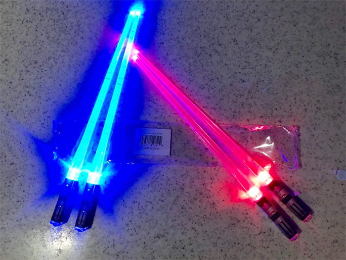 chopsabers illuminated