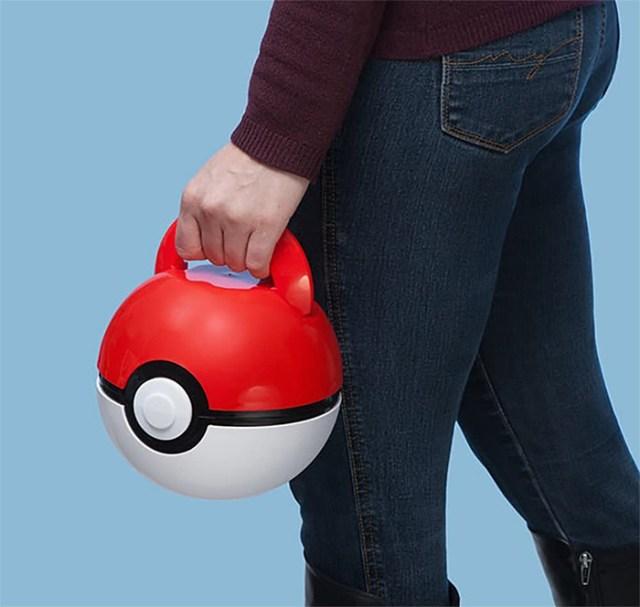 pokemon snack container
