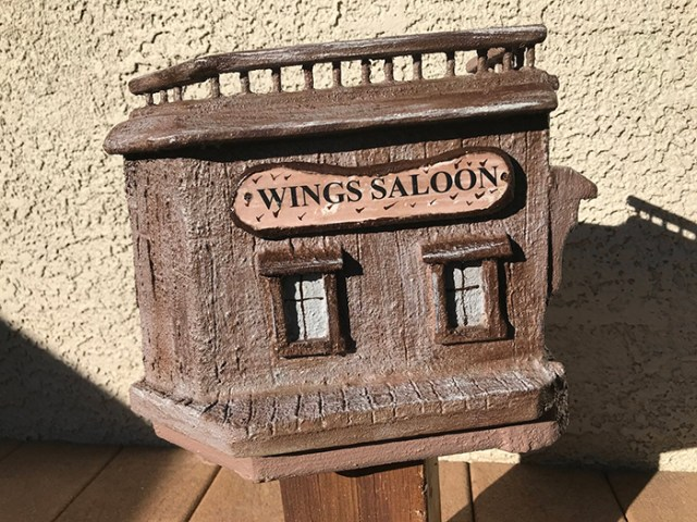eggsactlybirdhouses outdoor bird feeder