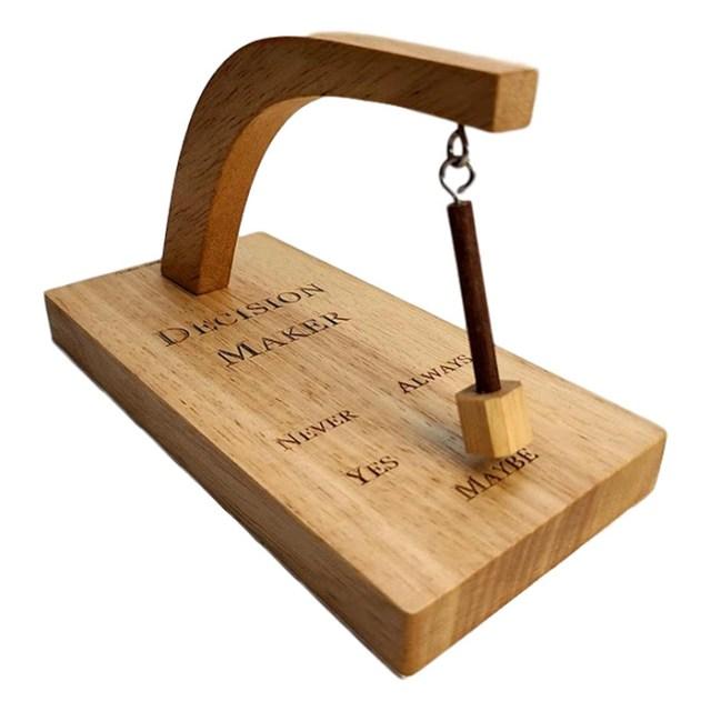 pendulum decision maker