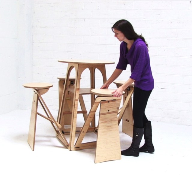 qmb multifunctional table