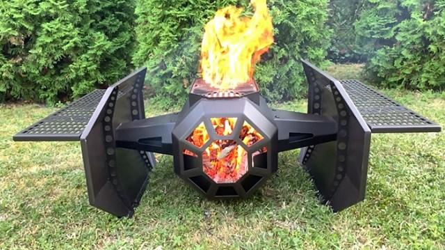 star wars starfighter inspired cooker