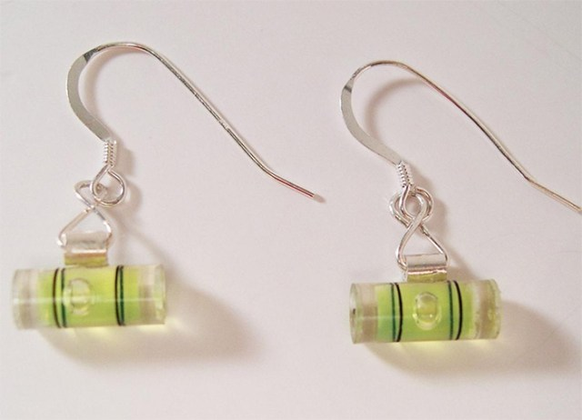 working level earrings