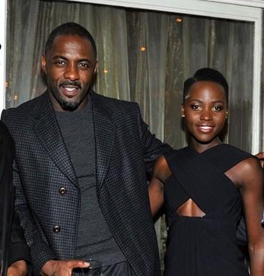 Idris Elba Lupita Nyongo