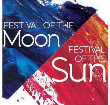 Festival of the Sun & Moon Logo