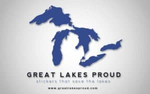 The Awesome Mitten - Great Lakes Proud
