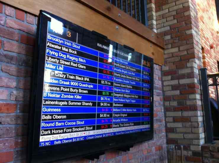 The Awesome Mitten - Kalamazoo Beer Exchange