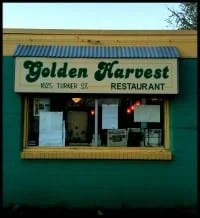 Where You Should Be Eating Tonight: The Golden Harvest