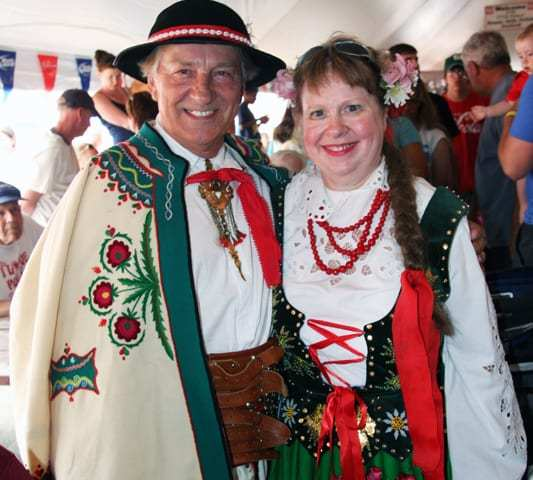 The Boyne Falls Polish Festival