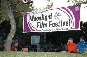The Awesome Mitten- Moonlight fIlm festival