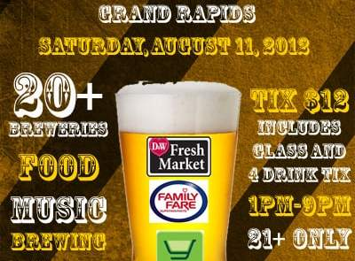 2012 WGRD Summer Craft Beer Festival