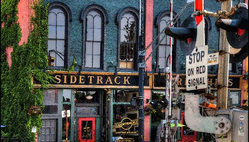 The Sidetrack Bar and Grill
