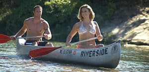 The Awesome Mitten- Tubing the Platte River